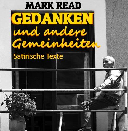"""Cover """"Gedanken und andere Gemeinheiten"""""""