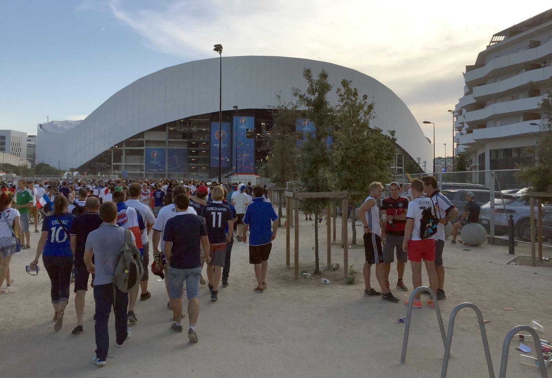 Das Stade Vélodrome